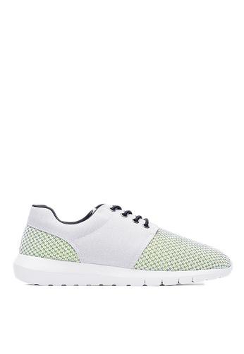 Life8 green MIT Air Cushion Mesh Spring Sport Shoes-09480-Greenery LI286SH0RKXZMY_1