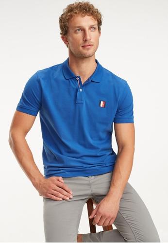 c182fb181 Shop Tommy Hilfiger Icon Mini Badge Polo Shirt Online on ZALORA Philippines