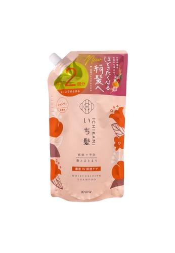 Kracie Kracie ICHIKAMI Moisturing Shampoo 680ml (Light Orange) Refill (KRAC-721679) 06D6EBEF4E52DFGS_1