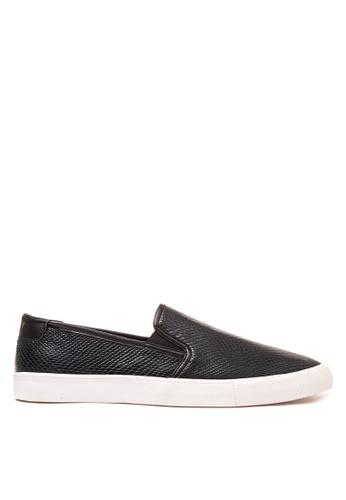 Jim Rickey black JR-1 Sneakers JI829SH45POOPH_1