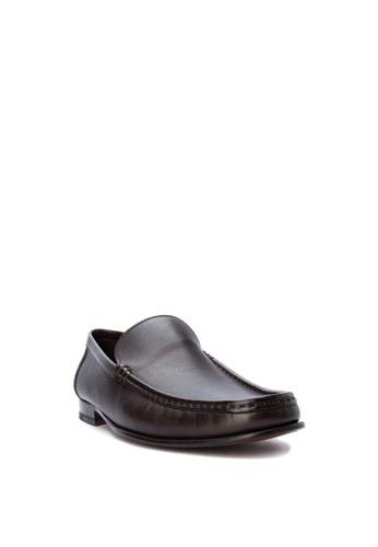 c35b3bbdbae Shop A. Testoni Men s Dress Shoes Classic Loafers Online on ZALORA  Philippines