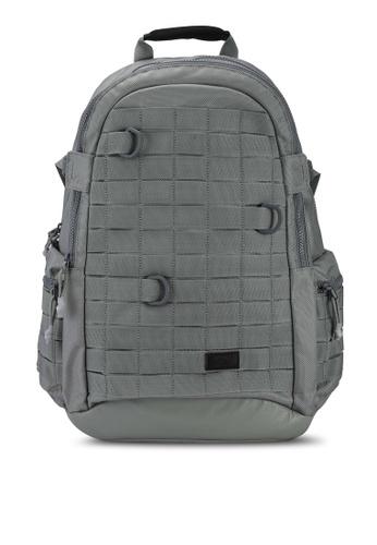 Superdry grey Mountain Tarp Backpack - Original & Vintage 0B9AFAC16FAB85GS_1