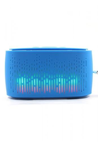 Sound Bytes blue A56 Bluetooth Wireless Speaker SO127AC44UXBPH_1