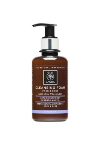 APIVITA Apivita Creamy Face & Eye Foam Cleanser 200ml B1609BE6BEEF65GS_1