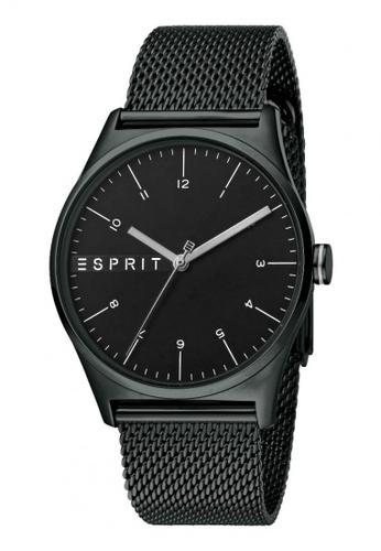 Esprit black Esprit Men Essential Black Mesh ES1G034M0085 EE02BACF1075B6GS_1
