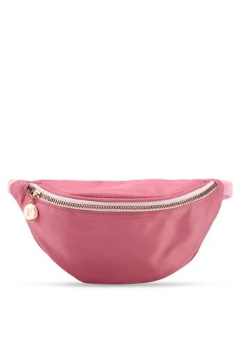 Rubi pink Elisa Belt Bag 3A4E3AC69981D4GS_1