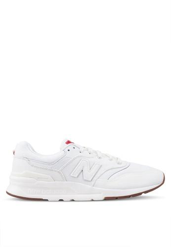New Balance white 997H Lifestyle Shoes 246C7SH639E2B8GS_1