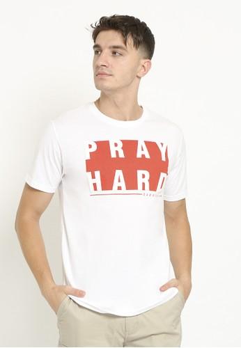 Sequel white Pray Hard 6568CAAE869245GS_1