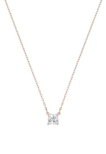 Swarovski gold Attract Necklace E5672AC8B9F25AGS_1