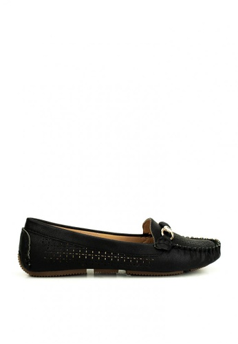 Cardam's Lifestyle black Ellise Casual Shoes A886BSHE20E3A2GS_1