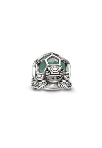 THOMAS SABO silver Karma Bead Turtle F82B2AC317EED7GS_1
