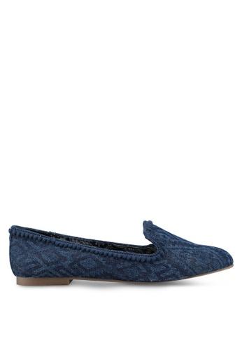 ALDO blue Dreliwen Loafers D11ECSHB68208FGS_1