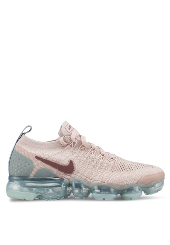 Nike beige Nike Air Vapormax Flyknit 2 Shoes 2AE27SH9395636GS_1
