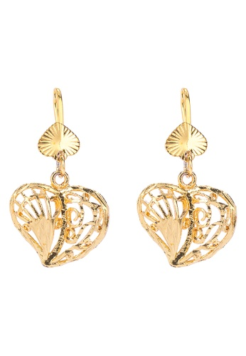 Jewelciti Gold Stainless Steel Plated Drop Earrings 5bbb2acf151c0dgs 1