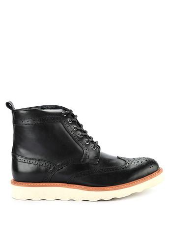 Andre Valentino black Mens Shoes 62H01Za 48657SHE790707GS_1