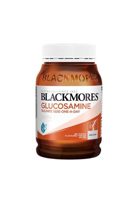 BLACKMORES BLACKMORES - 葡萄糖胺 1500mg 180粒(平行進口)