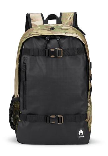 Nixon multi Nixon - Smith Skatepack III - Multicam (C28152865) E0A53AC85D1027GS_1