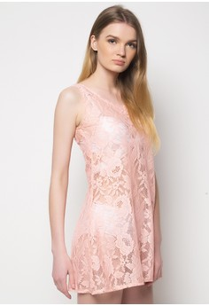 Sexy Lace Cover-Up