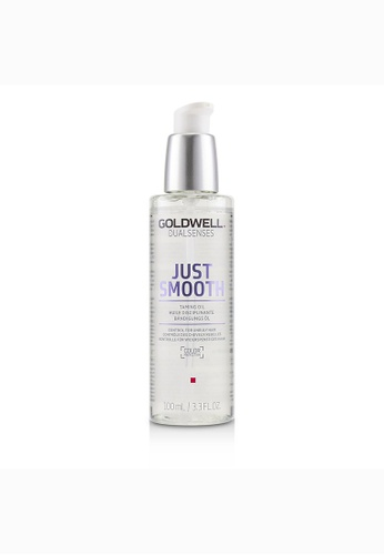 Goldwell GOLDWELL - Dual Senses Just Smooth Taming Oil (Control For Unruly Hair) 100ml/3.3oz D2D24BED3C267CGS_1