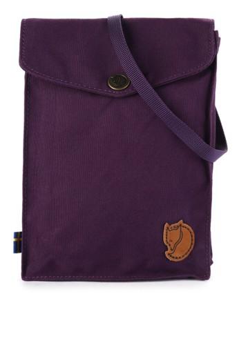 Fjallraven Kanken purple Pocket Backpacks 9F94FAC5496CC2GS_1