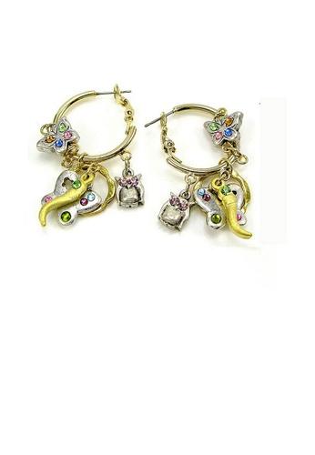 Glamorousky multi Trendy Earrings 9BC36AC5437BE7GS_1
