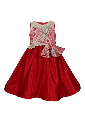 ESTRELLA red Party Dress Natal-Christmas Collection ETA 244 6/12 5A5F0KABB0D1CAGS_1