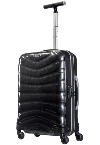 Samsonite black Samsonite Firelite Spinner 55/20 SA186AC00MITSG_1