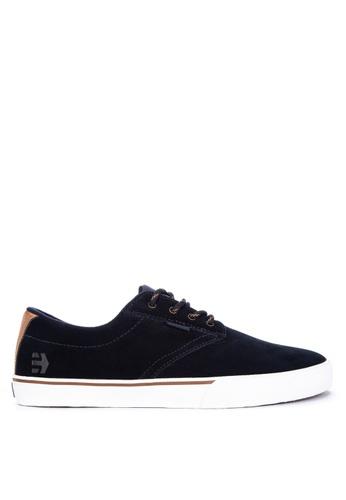 Etnies navy Jameson Vulc Sneakers A6E45SH69A1340GS_1