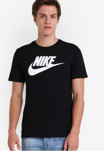 Nike black Men's Nike Sportswear Futura Icon T-Shirt NI126AA18AFHMY_1