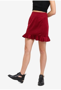 31b8f9562 Buy Something Borrowed Mini Skirts For Women Online on ZALORA Singapore