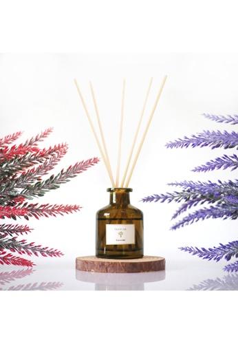 Pristine black Pristine Reed Diffuser - Lavender - 50ml F6327HL9D8EA46GS_1