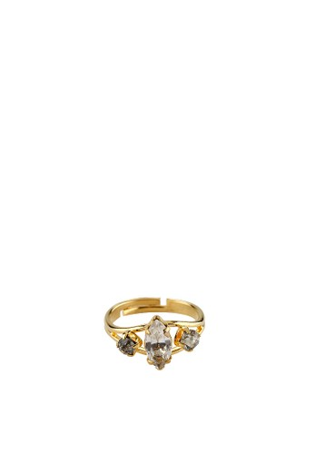1901 Jewelry gold 1901 Jewelry Delania Ring Ajustable Size 19910AC74TTXID_1