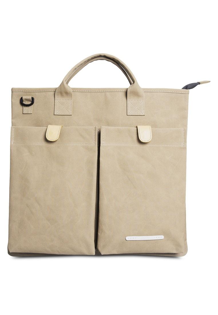 Raw Waxed 440 R Tote Bag