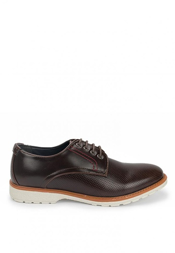 Cardam's Lifestyle brown Andrew Formal Shoes F6125SH3AE863CGS_1
