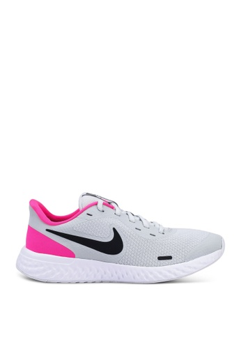 Under Armour 4.5Y 5Y 6Y Pursuit Pink Sneakers Athletic Shoes NEW
