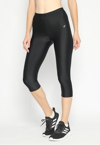 Lee Vierra Lee Vierra Legging Basic Capris - Legging 7/8 Wanita E0053AA3C5E08BGS_1