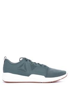 9e7320a59d3 Reebok green Hydrorush Training Sneakers 30029SHD25CD84GS 1