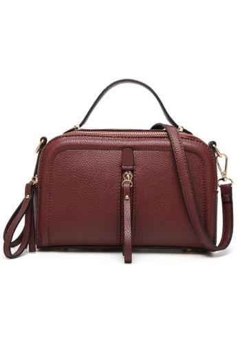 Lara red Women Small Sling Bag 74932AC9C9B3A3GS_1
