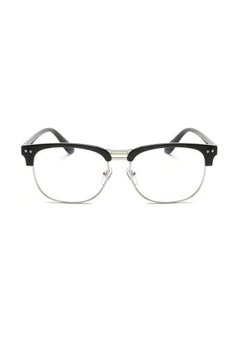 Kimberley Eyewear black The Matrix Eyeglasses KI426GL80GZBPH_1
