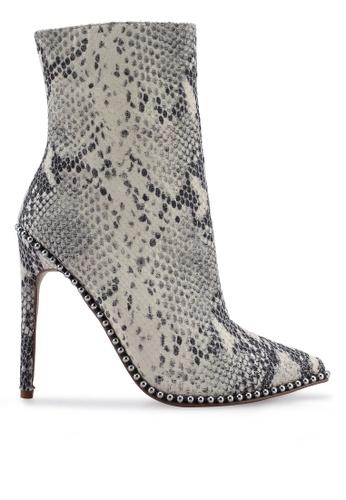 Steve Madden 白色 Worthy Boot Heels 0A244SH72953D1GS_1