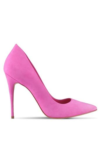 ALDO pink Cassedy Heeled Shoes 1064BSHAE6AAECGS_1