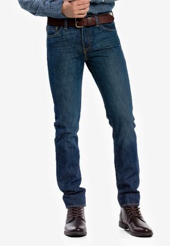 e93a27b906c Shop Levi's 511™ Mens Slim Fit Jeans Online on ZALORA Philippines