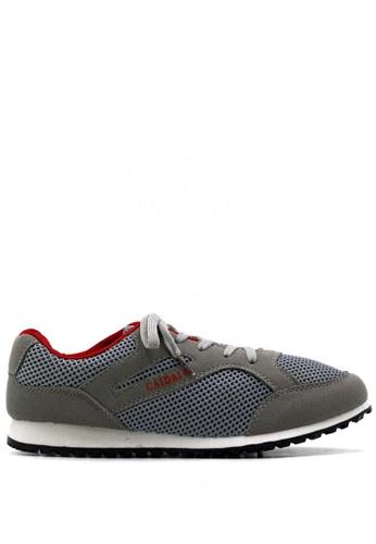 New York Sneakers grey Deion Rubber Shoes NE675SH0J21TPH_1