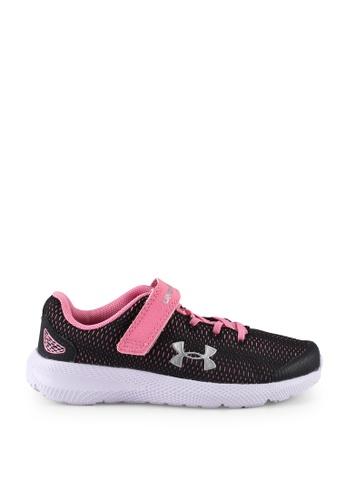 Under Armour black PS Pursuit 2 AC Shoes FABA9KS4481448GS_1