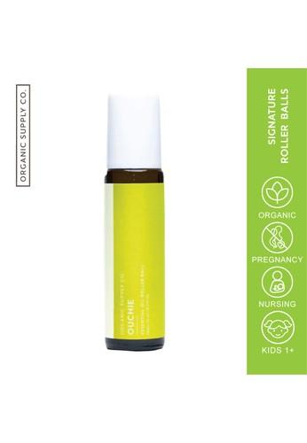 Organic Supply Co Ouchie Essential Oil Roller Ball 10ml E7A4BESD2F5B8BGS_1
