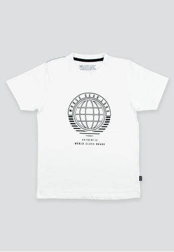 Moose Gear white T-Shirt Soft and Thin Cotton For Boys BAA56KAEBB78E6GS_1