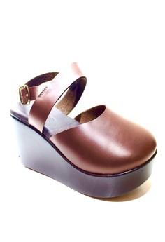 Gashel Leather Sandals