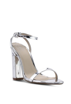 b7874bf1468 MISSGUIDED Entry Block Heeled Sandals RM 109.00. Sizes 6 7 8