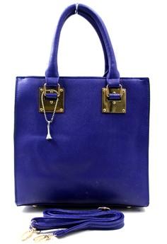 Sharlot Shoulder Leather Bag