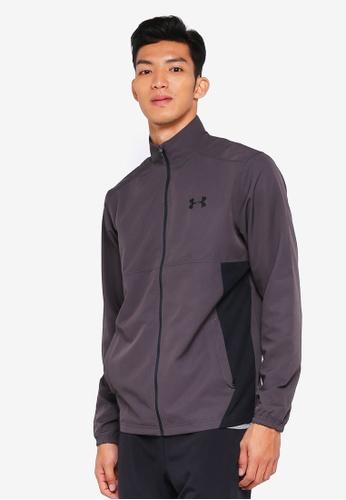 fa9436ef7 Buy Under Armour Sportstyle Woven FZ Jacket Online | ZALORA Malaysia